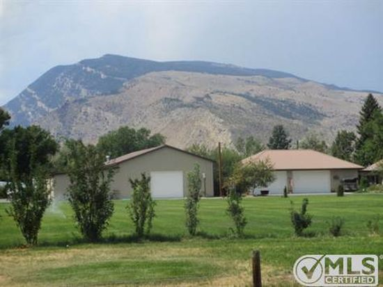 43 S Fork Rd, Cody, WY 82414