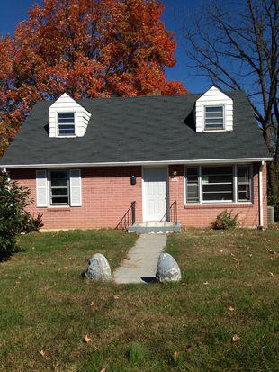 1535 Syracuse Ave NW, Roanoke, VA 24017