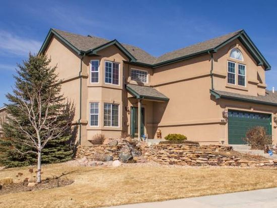 463 Shrubland Dr, Colorado Springs, CO 80921