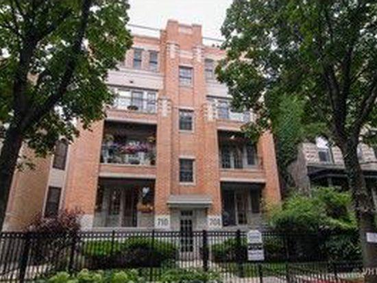 708 W Aldine Ave APT 202, Chicago, IL 60657