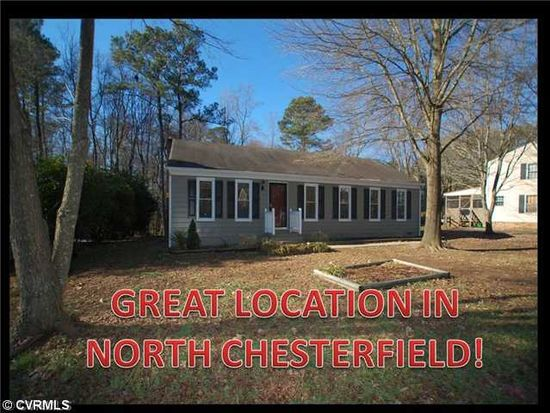 5629 Old Warson Dr, North Chesterfield, VA 23237