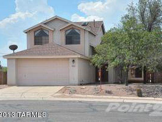 9890 E Amaroso Ln, Tucson, AZ 85748