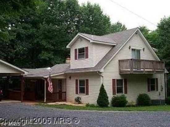 822 Summit Point Dr, Front Royal, VA 22630