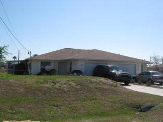 1587 Gilbert Ave S, Lehigh Acres, FL 33973