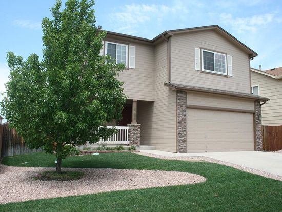 5508 Prairie Schooner Dr, Colorado Springs, CO 80923