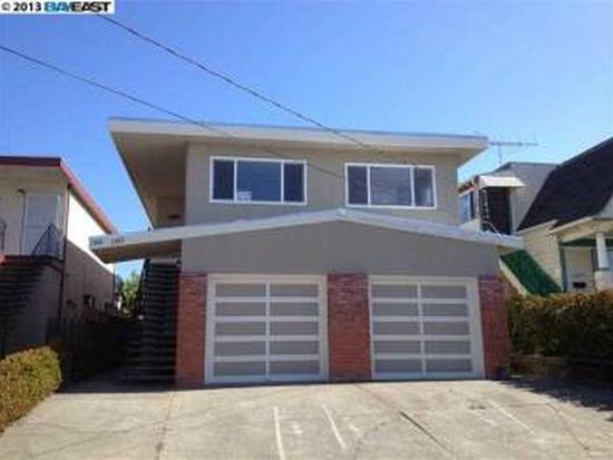 1380 E 32nd St, Oakland, CA 94602