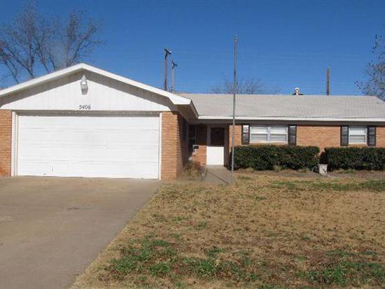 5406 46th St, Lubbock, TX 79414