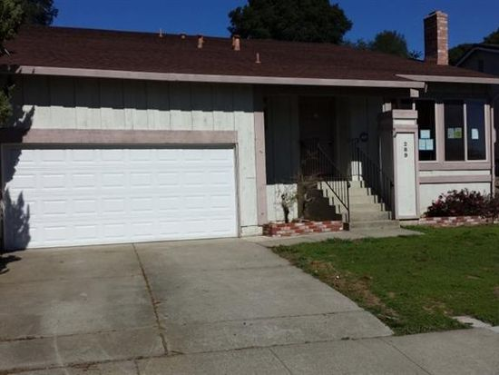 289 Woodson Way, Vallejo, CA 94591