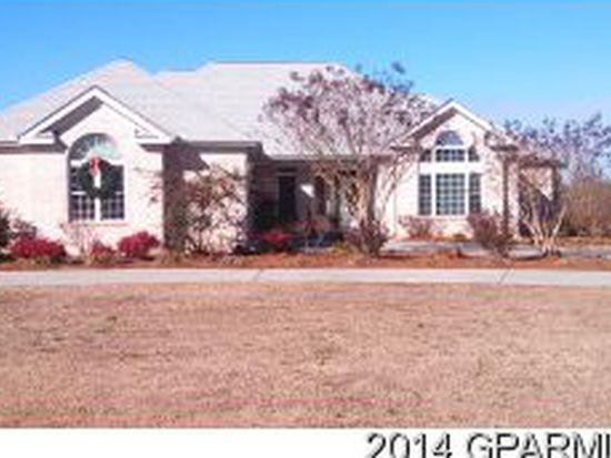 1380 Bear Trap Rd, Williamston, NC 27892
