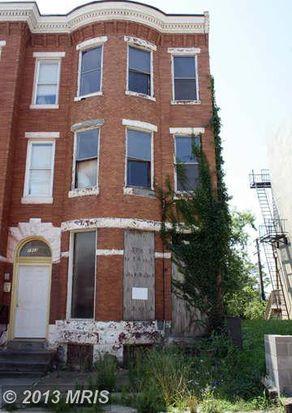 1905 W Baltimore St, Baltimore, MD 21223