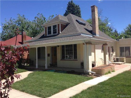 1584 S Sherman St, Denver, CO 80210
