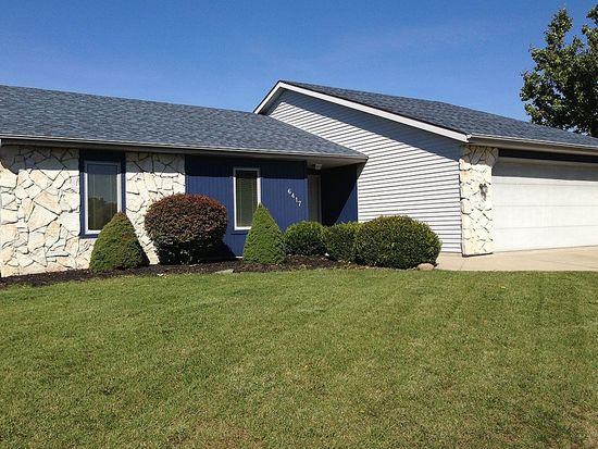 6417 Cliffside Pass, Fort Wayne, IN 46845