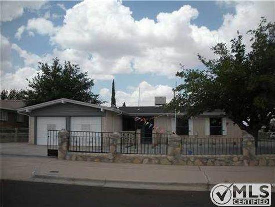 4723 Larkspur Ct, El Paso, TX 79924