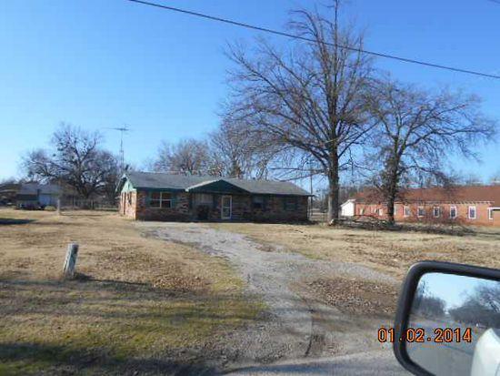 1721 Ideal St, Seminole, OK 74868