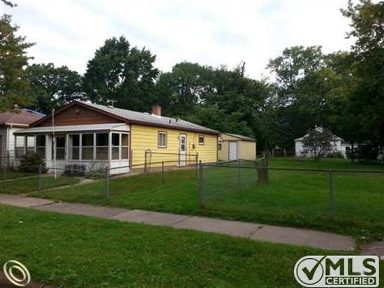 356 W Milton Ave, Hazel Park, MI 48030