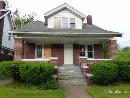 3661 Nottingham Rd, Detroit, MI 48224