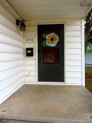 2938 Blankenship St, Wichita Falls, TX 76308