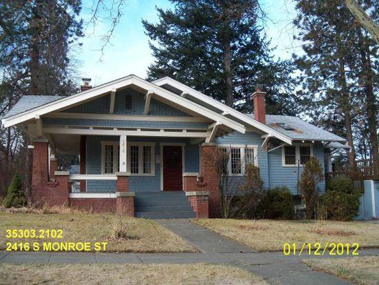 Loans near  S Monroe St, Spokane WA