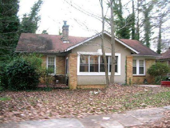 1654 Orlando St SW, Atlanta, GA 30311