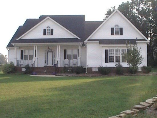 4003 Trace Dr W, Wilson, NC 27893