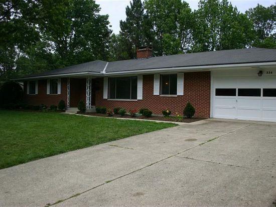 334 Pleasant Hill Dr, Centerville, OH 45459