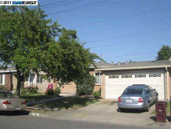 880 Bishop Ave, Hayward, CA 94544