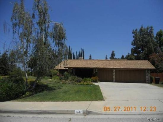 1647 Henrietta St, Redlands, CA 92373