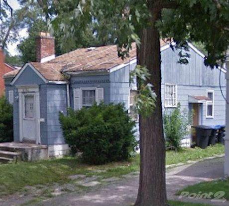 16196 Blackstone St, Detroit, MI 48219