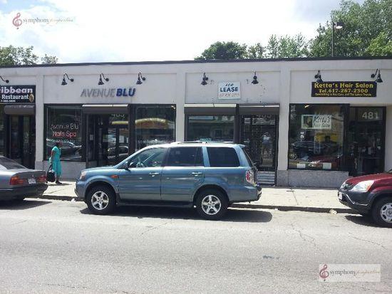 483 Washington St, Boston, MA 02124