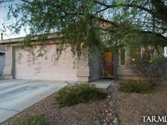 2445 S Saint Thomas Aquinas Dr, Tucson, AZ 85713