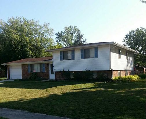 8853 Lynbrook Dr, Indianapolis, IN 46219