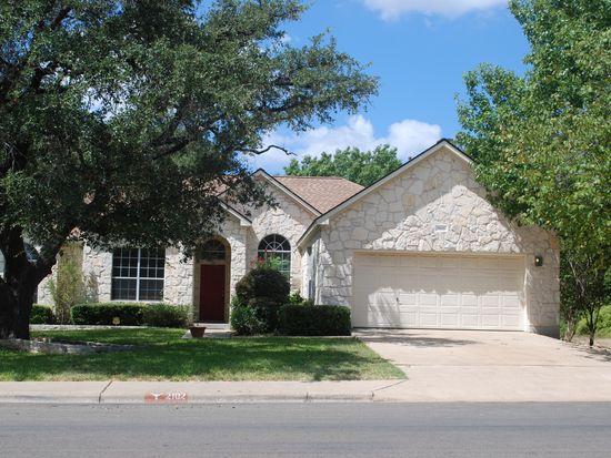 2102 Chaparral Dr, Round Rock, TX 78681