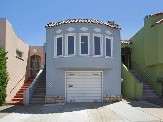 119 Oxford St, San Francisco, CA 94134