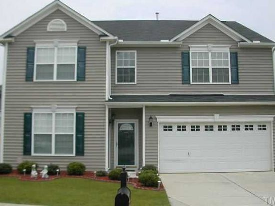 141 Smith Rock Dr, Holly Springs, NC 27540