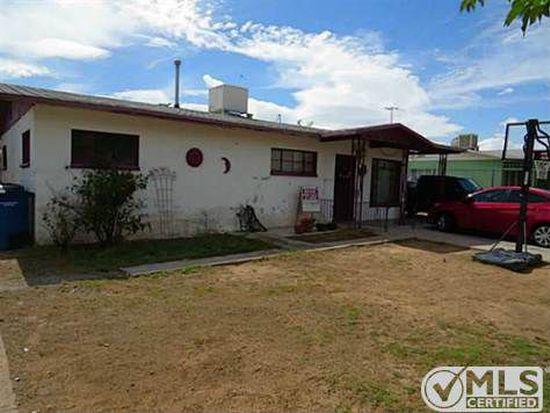 8305 Mount Baldy Dr, El Paso, TX 79904