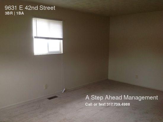 9631 E 42nd St, Oaklandon, IN 46235