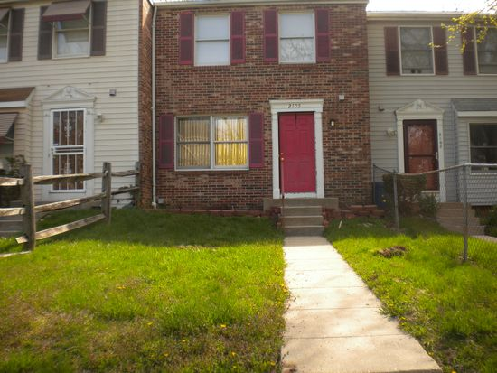 2105 Allendale Rd, Baltimore, MD 21216