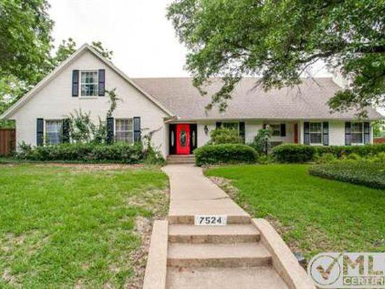 7524 Woodstone Ln, Dallas, TX 75248