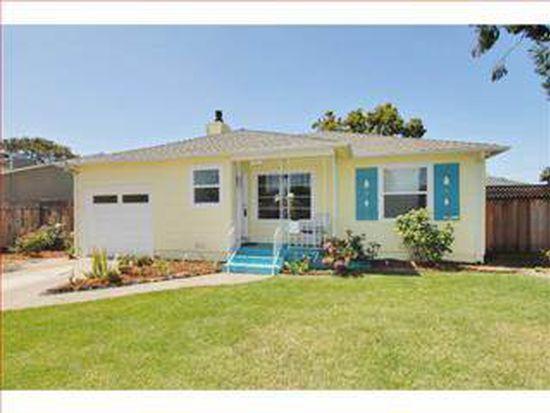107 Huron Ave, San Mateo, CA 94401