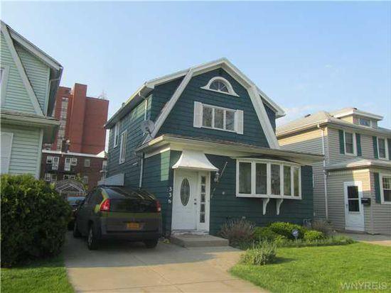 336 Villa Ave, Buffalo, NY 14216