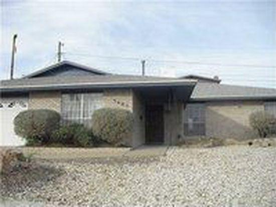 3405 Montridge Ct, El Paso, TX 79904