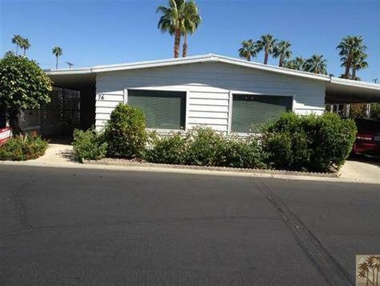 76 Calle Abajo, Palm Springs, CA 92264
