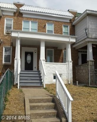 3802 Belle Ave, Baltimore, MD 21215