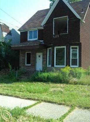 5792 Holcomb St, Detroit, MI 48213