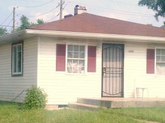 1449 N Mount St, Indianapolis, IN 46222