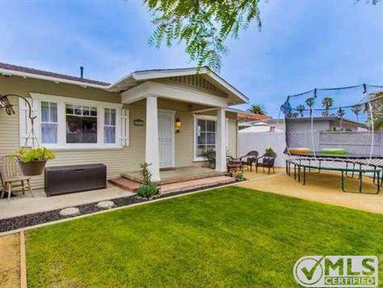4669 Larkspur St, San Diego, CA 92107