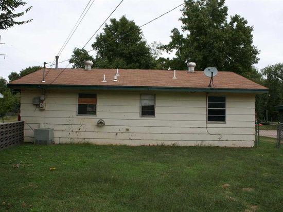 2705 E Walnut Ave, Enid, OK 73701