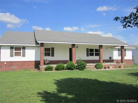 105 Villiard St, Westville, OK 74965