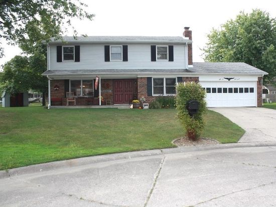5547 Whirlaway Ln, Indianapolis, IN 46237