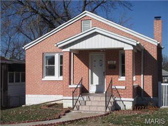 315 Carthage Ave, Saint Louis, MO 63125